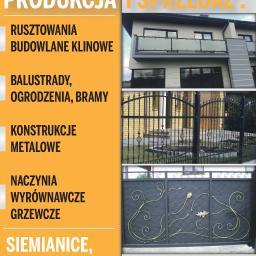 Firma Handlowa Olimpia Kościańska - Balustrady nierdzewne Słupsk