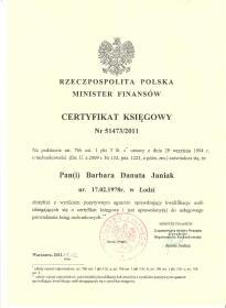 Biuro Rachunkowe Barbara Janiak - Biuro rachunkowe Łódź