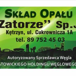 """""""Zatorze""""Sp. J.J. Stępień,R. Worotnicka,A. Wojciechowska - Ekogroszek Kętrzyn"""