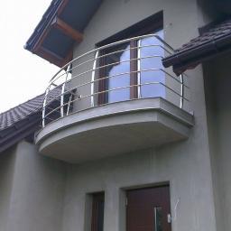 Balustrady i Poręcze ART-POLER - Remont Balkonu Nagoszyn