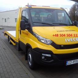 Firma usługowa JARHOL Jarosław Duda - Pojazdy specjalne Gdynia
