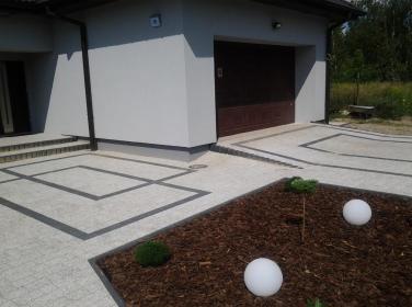 Adam Enenkiel - Ogrodzenia betonowe Ruda Śląska