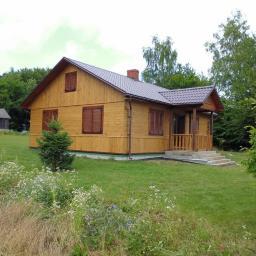 Domy z bali Tomaszów Lubelski