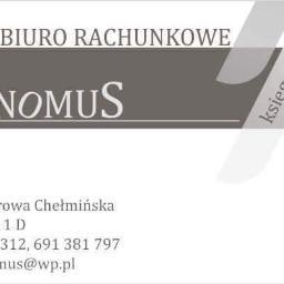 Biuro Rachunkowe Ekonomus - Kadry D膮browa Che艂mi艅ska