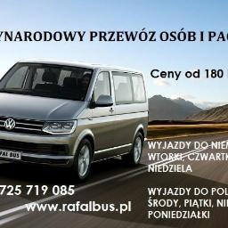 Rafał Bus - Przewóz osób Piła