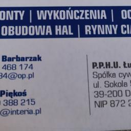 P.P.H.U. ŁUKASZ & PAWEŁ S.C. - Malarz Dębica