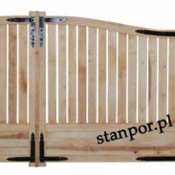 Stanpor - Ogrodzenia drewniane Stalowa Wola