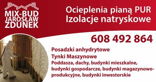 EURODOM-INWESTYCJE SPÓŁKA Z OGRANICZONĄ ODPOWIEDZIALNOŚCIĄ SPÓŁKA KOMANDYTOWA - Posadzki anhydrytowe Warszawa