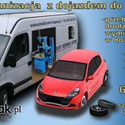 E-mobil.Mobilny Serwis Wulkanizacji - Przeprowadzki międzynarodowe Wólka Pełkińska