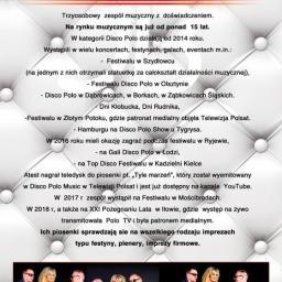 Zespół muzyczny Częstochowa 14