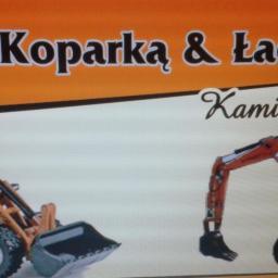Usługi Koparką i Ładowarką - Firmy budowlane Biała