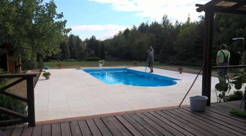 PPUH ABMWojciech Gumiński - Oczka wodne i baseny Zaleszany