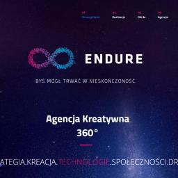 Agencja Reklamowa ENDURE Marek Zieliński - Strony WWW Deszczno