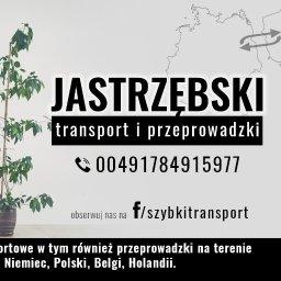 Transport i przeprowadzki - Przewóz osób Gryfów Śląski