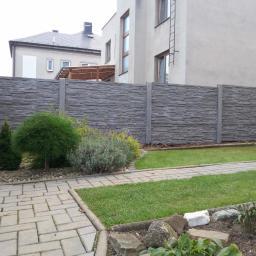 Ogrodzenia betonowe Chorzów 4
