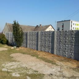 Ogrodzenia betonowe Chorzów 3