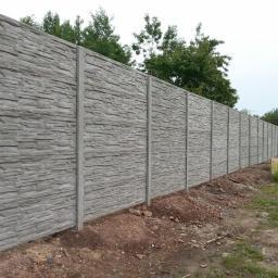 Ogrodzenia betonowe Chorzów 2