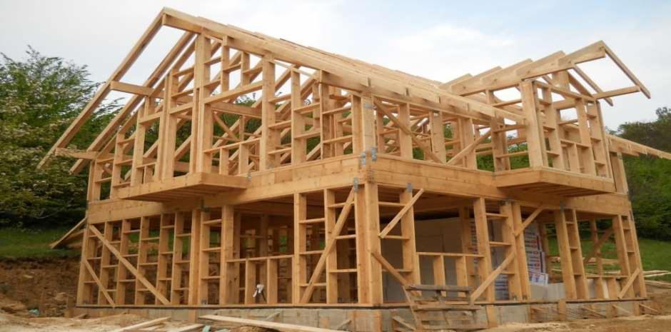 10 najlepszych dostawc w dom w z bala katowice 2016 - Structure poteau poutre ...