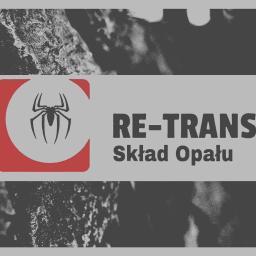 Re-Trans Skład Opału - Trociny i zrębki drzewne Ruda Śląska