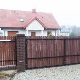 USŁUGI SPAWALNICZE - Marcin Grygiel - Bramy wjazdowe Dąbrowa Chełmińska