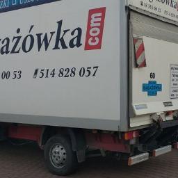 YELLOW TRANSPORT ROBERT ŻÓŁTY - Przeprowadzki Gdańsk