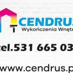 CENDRUS Michał Cendrowski - Szpachlowanie Pasłęk
