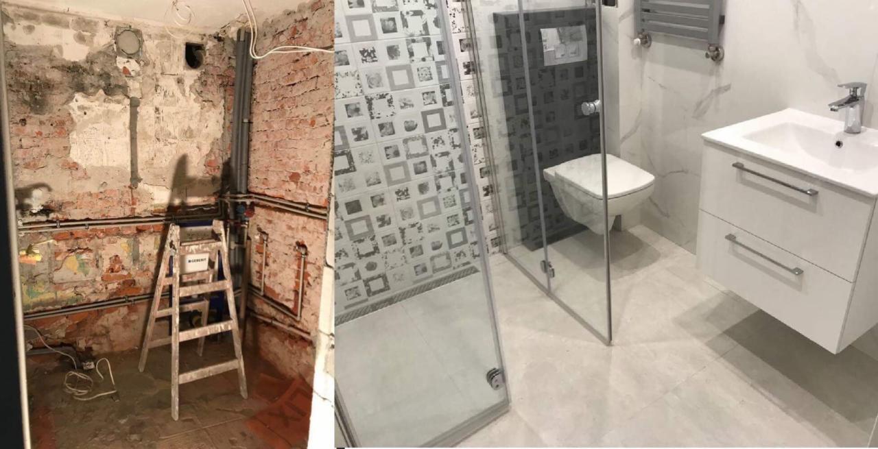 10 Najlepszych Oferta Na Remont łazienki W Chrzanowie 2019