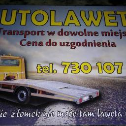 Blaser - Transport samochodów z zagranicy Lębork