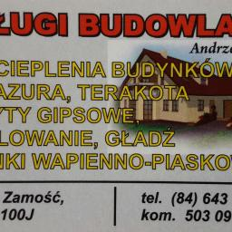 Todys Andrzej - Ocieplanie Pianką PUR Zamość