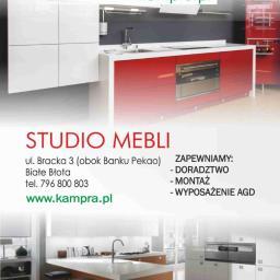 Studio Mebli e-Kampra  Tomasz  Stelmaszyk - Wyroby metalowe Bydgoszcz