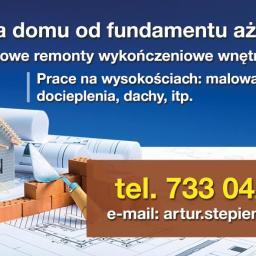 Artur Stępień Usługi Budowlane - Układanie Glazury Radzionków