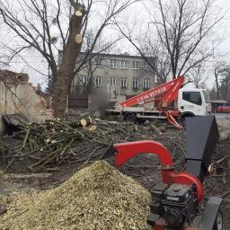 PUŁAP K.Lisiecki - Krótkoterminowy wynajem maszyn budowlanych Stare Babice