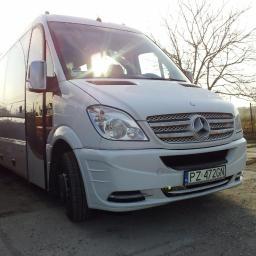KOMFORT-BUS Michał Szewczuk - Wypożyczalnia samochodów Lublin