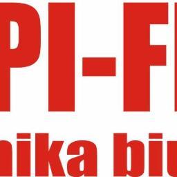 COPI-FLEX Technika biurowa - Naklejki Płock