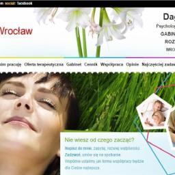 Gabinet Psychoterapii i Rozwoju Kompetencji - Dagmara Woja - Pomoc Psychologiczna Wrocław