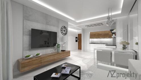 AZ studio - Architekt wnętrz Warszawa