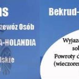 Bekrud-Trans - Przewóz osób Pokój