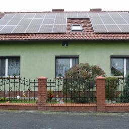 Instalacja fotowoltaiczna 8,5 kWp Pławniowice