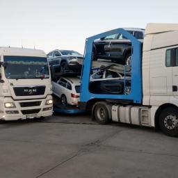 FHU - Transport ciężarowy krajowy Pleszew
