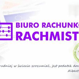 """Biuro Rachunkowe """"RACHMISTRZ"""" Walczak Iwona - Doradca podatkowy Chwaszczyno"""