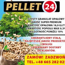 Brikol - Pellet Żagań
