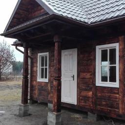 Domy z bali Biłgoraj 3