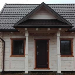 PPHU TIMWOOD - Domy z bali Biłgoraj