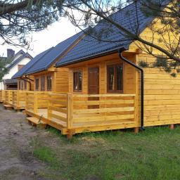 Domy z bali Biłgoraj 5