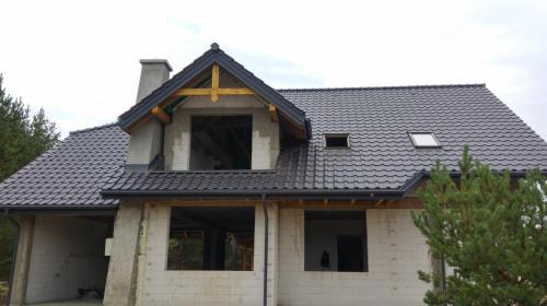 Konstrukcje i Pokrycia Dachowe - Mycie dachów Włocławek