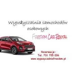 Freedom Car Rental - Wypożyczalnia samochodów Jabłonna
