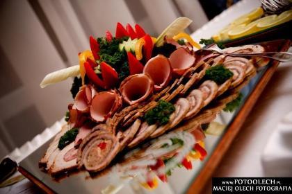 """Hotele*** i Restauracje """"Nowy Dwór"""" - Catering świąteczny Zaczernie"""