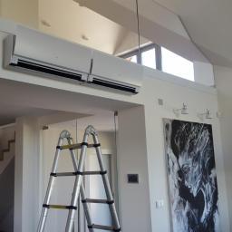 Montaż klimatyzatorów Fujitsu LT 5kW