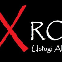 X-Rope usługi alpinistyczne - Odśnieżanie dachów Łomna