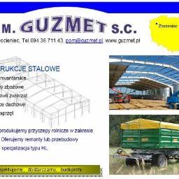 POM Guzmet sc - Firmy inżynieryjne Złocieniec